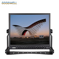 "Professional Broadcast Grade 15"" HD-SDI Field Monitor 1024x768 High Resolution with Customs Color Temperature"