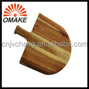 2016 Professional Design Square wooden Pizza Peel-Acacia Anointment, Pizza Wooden Peel Spade, Pizza Plate