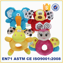 baby soft toys with raw materials very funny