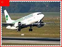 Air transport courier from china to india