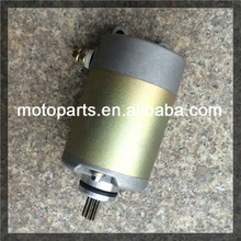 Top Quality 250cc motorcycle starter motor for European market