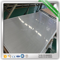 304 Stainless Steel Sheet 2B Mirror Price import china products