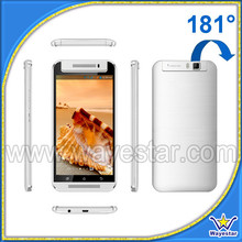 H7 dual core mtk6572w android mobile rotatable camera 3g android 4.4 itel mtk 6572