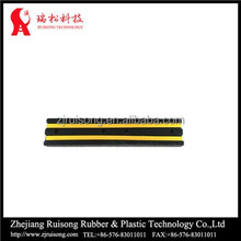 Black Color Durable Rubber Wall docking bumper