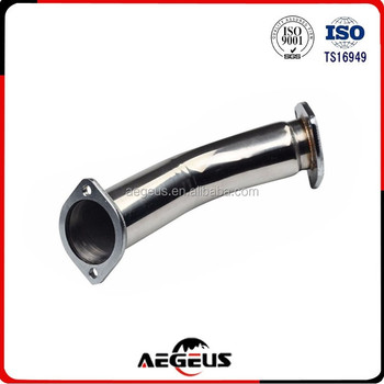 High quality stainless steel Automobile exhaust pipe For STS-Toyota JZX100