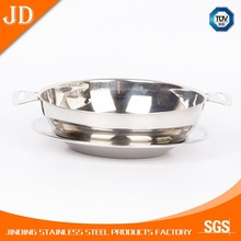 Stainless steel electric cooking pot, steel pot