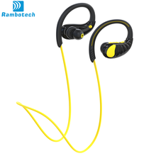 2017 Customized Logo Head Phones Water Proof Bluetooth Wireless Ear Phones Manufacturer From Shenzhen RN3