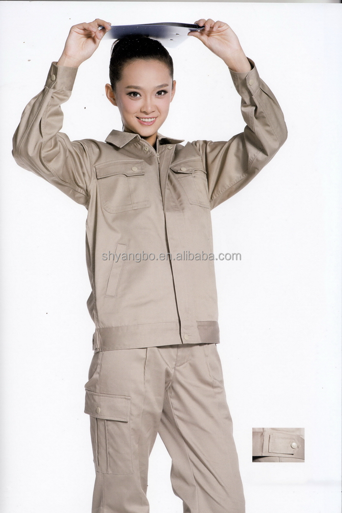 Printing logo environmental hot sale promotion special engineering work uniform