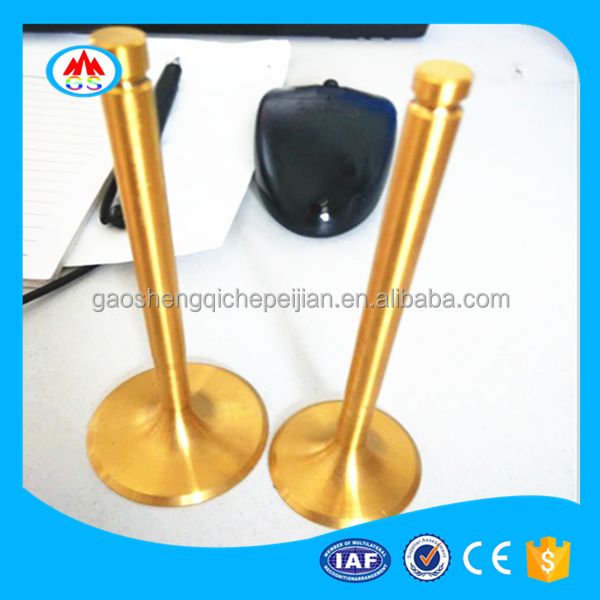 For Suzuki gn250 gn125 gn 125 150 gn125h high performance parts motorcycle gas engine valves