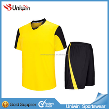High quality soccer jersey maker sublimation training football shirt