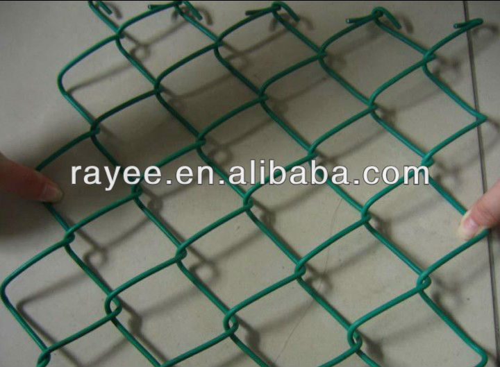 Good Quality used chain link fence panels galvanized chain link fence 6ft chain link fence