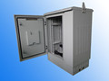 Waterproof telecommunication cabinet/outdoor telecommunication cabinet /carbon steel enclosures