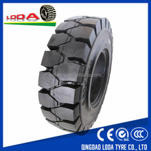 7.00-12 Solid forklift tyre for underground mining vehicles