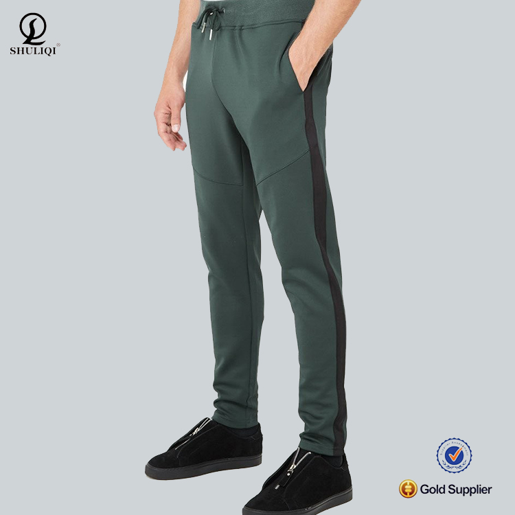 Wholesale men jogger sweatpants factory price cotton jogger pants men from china