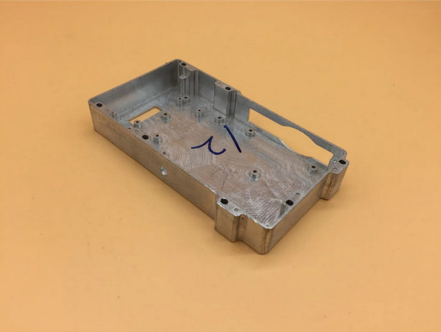 High Pressure CNC aluminum electrical junction box,junction box for PCB box