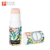 Empty round solid perfume  cosmetic kraft  paper tube with twist up plastic inner tube
