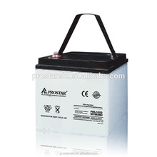 6v Maintenance Free Type and Sealed Type Lead Acid Battery