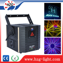 Advertising laser projector / 3w rgb laser projector / text laser projector
