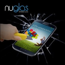 Mobile Phone Accessory for Samsung Screen Protector, Factory Supply Tempered Glass Screen Protector for Samsung Galaxy S4