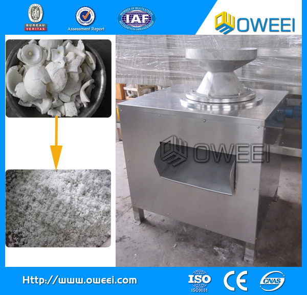 2015 hot sale coconut flour making machine factory price
