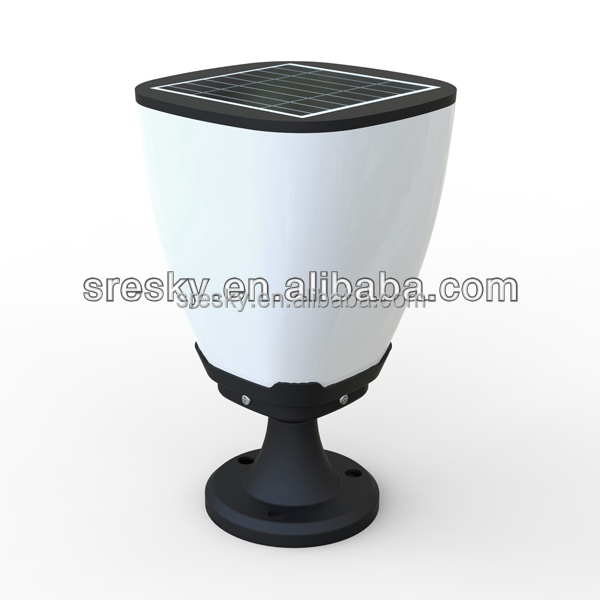 Large Outdoor Cemetery Solar Lights With Timer Led For Garden