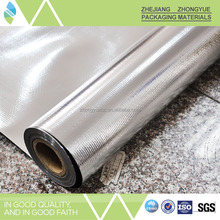alibaba factory direct aluminium coat fabric
