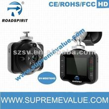 5.0 Mega CMOS sensor mini car dvr black box hd 720p with night vision using in the private car