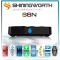 S8N amlogic s802 2.0GHz Quad Core Android 4.4 Kitkat full hd media player m8 ott tv box