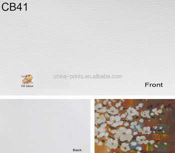 Artists Canvas Hand Paint Canvas/Art Painting Material/Oil Painting Blank Canvas SJM-CB41