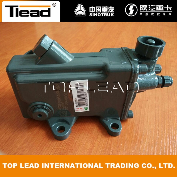 WG9100820025 STR/Steyr / HOWO70 MINING truck cabin hydraulic lifting parts hand operated oil pump