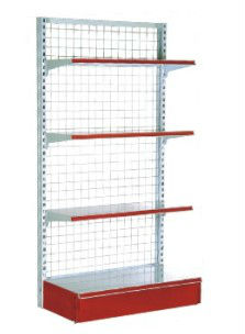 JIABAO/JIEBAO Metal shelf/display rack/display stand for supermarket equipment