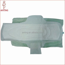 Ultra thin day use soft brand sanitary napkin