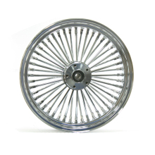 17 inch KTM Steel Motorcycle Spoke Wheels