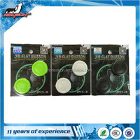 Brand New 2 in 1 Controller 3D Skull Caps button Protective caps For Xbox one /360 controller joypad cross direction disc cap