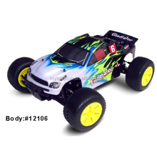 ERC120N 1/10th scale Nitro off-road RC ATV