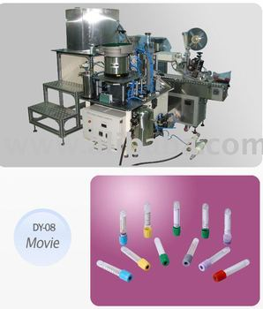 Vacuum Blood Collection Tubes Product Machine=Deayong