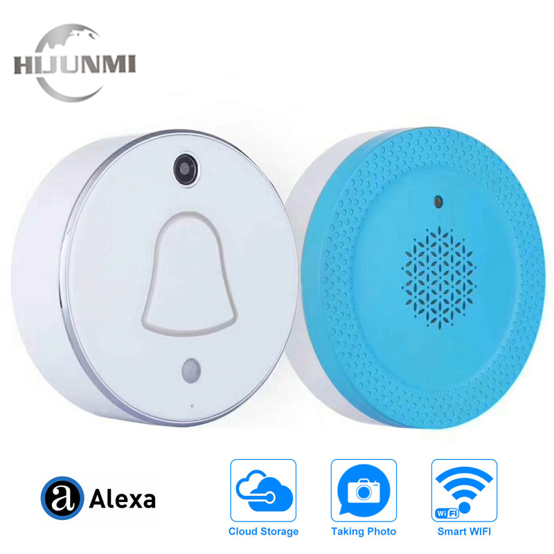 Home Door Wifi Wireless Addams Family Doorbell Camera Smart Doorbell ...