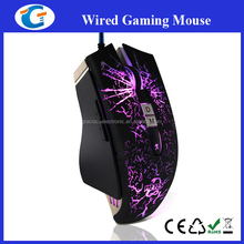 2016 Top Brand X7 3200 DPI 7 Button LED Optical Gaming Mouse USB Wired gamer Mice