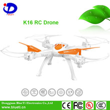 K16 Original factory production 2.4g 4-axis RC ufo aircraft quadcopter