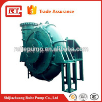 Reasonable Price High Quality Sand Gravel Dredge Pump