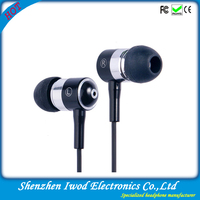 2014 new products expoted to dubai metal handsfree earphone for gionee