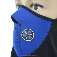 One size neoprene protective mask support