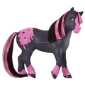 Bath Toy Horse Color Change plastic horse leg