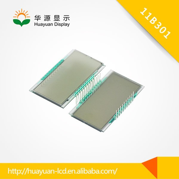 Small size TN positive Liquid Crystal Display