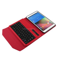 Lithium Battery bluetooth keyboard with Ultra-thin silicon8 inch tablet
