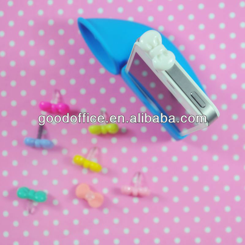 cheap business gift hot sales promotional gift mobile phone dust plug