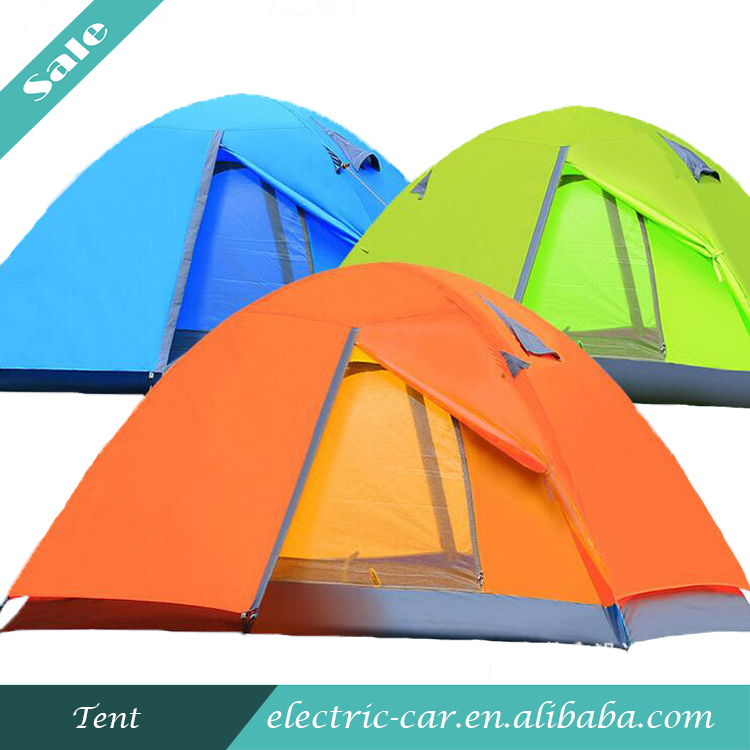 Camping Tent Waterproof Outdoor Double-Layer Custom Camping Tent