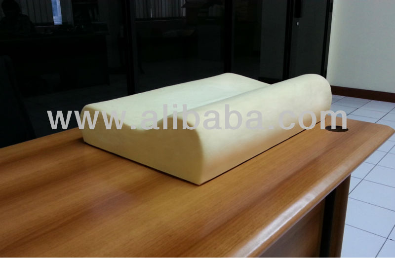 Extra large moulded memory foam
