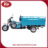KAVAKI brand 150cc motorcycle with lengthened carriage box for cargo & passenger in guangzhou panyu factory
