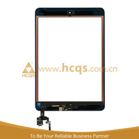 Replace display touch screen for ipad mini 3 digitizer with home button